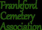 Frankford Cemetery Association logo